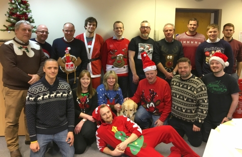 Head Office Jumpers